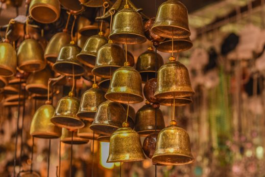 close-up-photo-of-brass-bells-2610378